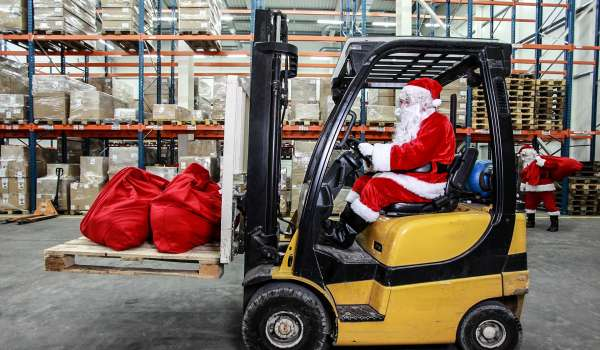 Sending your Freight during Christmas...